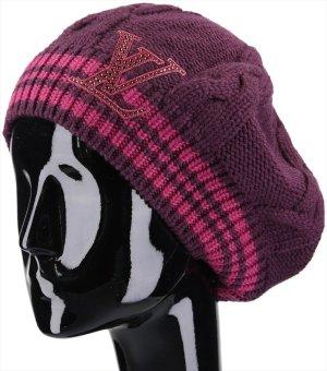 37835 Louis Vuitton Strickmütze aus Wolle mit Box