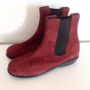 379€ Arche Made in France Apc Görtz Leder Stiefel Stiefeletten Boots Booties 38