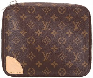 37957 Louis Vuitton Trousse Accessoires Horizon Reise Organizer aus Monogram Canvas
