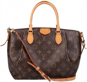 37988 Louis Vuitton Turenne PM Monogram Canvas Tasche, Handtasche