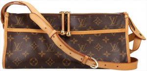 37991 Louis Vuitton Popincourt Long Monogram Canvas Tasche, Handtasche