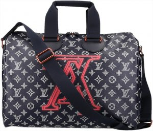 37992 Louis Vuitton Speedy 40 Upside Down Monogram Tasche, Handtasche