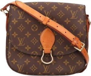 38039 Louis Vuitton Saint Cloud GM Monogram Canvas Tasche Handtasche Umhängetasche