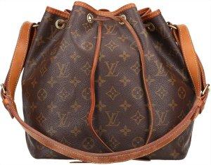 38043 Louis Vuitton Petit Noe PM Monogram Canvas Tasche, Handtasche