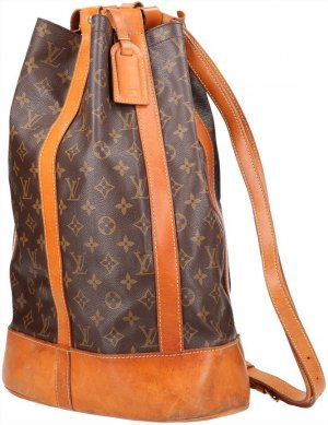 Louis Vuitton Sac à dos de randonnée multicolore