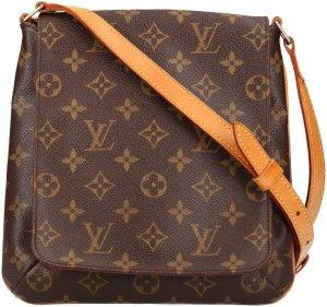 38097 Louis Vuitton Musette Salsa Bandoulière Longue aus Monogram Canvas Tasche, Handtasche, Umhängetasche