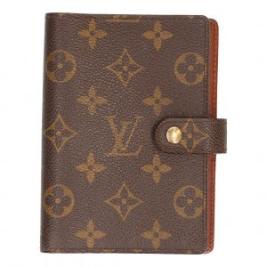 3816 Louis Vuitton Agenda Fonctionnel PM Monogram Canvas Schreibmappe