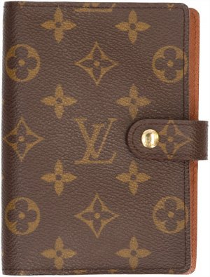 3817 Louis Vuitton Agenda Fonctionnel PM Monogram Canvas Schreibmappe