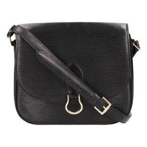 38191 Louis Vuitton Saint Cloud GM aus Epi Leder in Kouril Schwarz Tasche, Handtasche, Umhängetasche