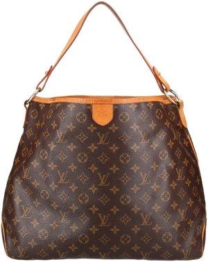 38219 Louis Vuitton Delightful MM aus Monogram Canvas Tasche, Handtasche, Schultertasche