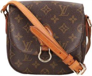 38229 Louis Vuitton Saint Cloud PM Tasche, Handtasche, Umhängetasche aus Monogram Canvas