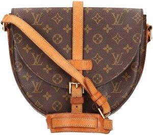 38231 Louis Vuitton Chantilly GM Monogram Canvas Tasche Handtasche Umhängetasche