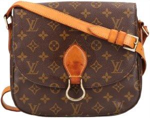 38288 Louis Vuitton Saint Cloud GM Monogram Canvas Tasche, Handtasche, Umhängetasche