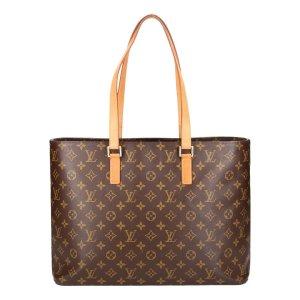 38291 Louis Vuitton Luco aus Monogram Canvas Tasche, Handtasche