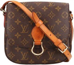 38313 Louis Vuitton Saint Cloud MM aus Monogram Canvas Tasche, Handtasche, Umhängetasche