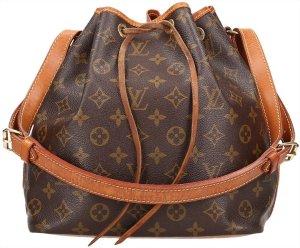 38322 Louis Vuitton Petit Noe PM Monogram Canvas Tasche, Handtasche