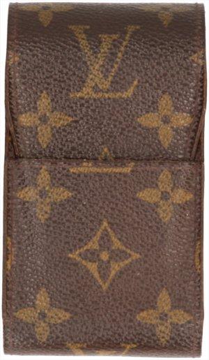 Louis Vuitton Mini Bag dark brown-brown