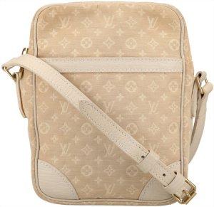 38382 Louis Vuitton Danube Handtasche, Umhängetasche, Tasche aus Monogram Mini Line Canvas in Dune