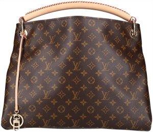 38394 Louis Vuitton Artsy MM Monogram Canvas Tasche, Handtasche