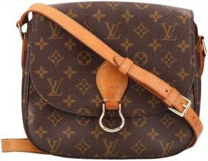 38402 Louis Vuitton Saint Cloud GM Monogram Canvas Tasche, Handtasche Umhängetasche