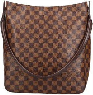 38417 Louis Vuitton Looping aus Damier Ebene Canvas Tasche, Handtasche, Schultertasche