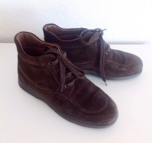 389€ Hogan Boots Booties Ankle Stiefel Stiefeletten 36,5 37 37,5 Wildleder