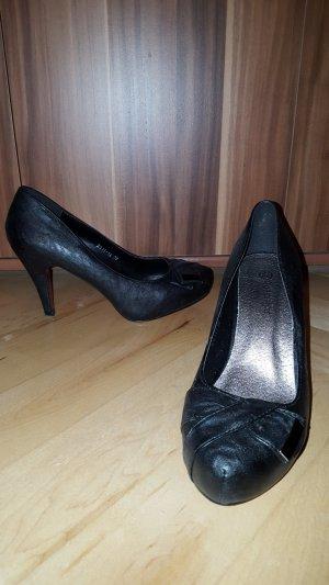 39 Pump Roseligt Schleife Schuhe High Heel