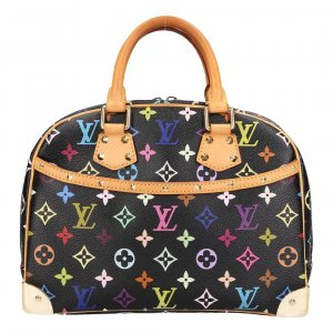 39166 Louis Vuitton Trouville Monogram Multicolore Canvas Tasche, Handtasche