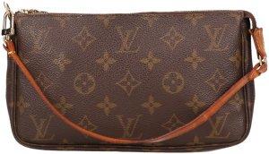 39315 Louis Vuitton Pochette Accessoires aus Monogram Canvas Tasche, Handtasche, Clutch
