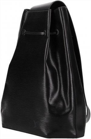 39345 Louis Vuitton Sac à Dos Rucksack aus Epi Leder in Kouril Schwarz