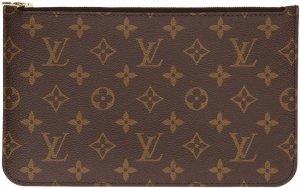 39366 Louis Vuitton Clutch, Tasche aus Monogram Canvas