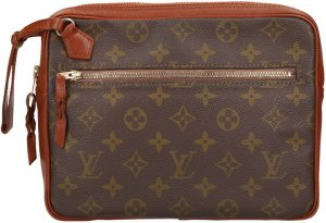 39431 Louis Vuitton Pochette Sport Clutch aus Monogram Canvas Tasche, Handtasche