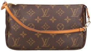 39435 Louis Vuitton Pochette Accessoires Monogram Canvas Tasche, Handtasche, Clutch