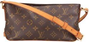 39437 Louis Vuitton Trotteur aus Monogram Canvas Tasche, Handtasche, Umhängetasche