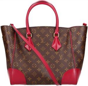 39452 Louis Vuitton Phenix MM aus Monogram Canvas mit Schulterriemen in Fuchsia Handtasche, Tasche