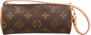 39488 Louis Vuitton Trousse Papillon Monogram Canvas Tasche, Handtasche, Clutch