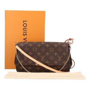 39570 Louis Vuitton Favorite MM Monogram Canvas Tasche, Handtasche Umhängetasche