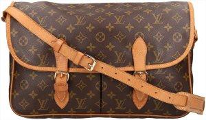39587 Louis Vuitton Sac Gibecière Monogram Canvas Tasche, Handtasche, Umhängetasche