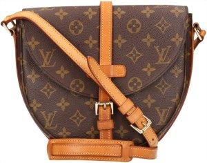 39627 Louis Vuitton Chantilly MM Monogram Canvas Tasche, Handtasche, Umhängetasche