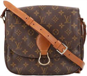 39631 Louis Vuitton Saint Cloud GM Monogram Canvas Tasche, Handtasche, Umhängetasche