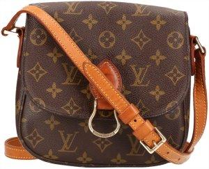 39639 Louis Vuitton Saint Cloud MM Monogram Canvas Tasche, Handtasche, Umhängetasche