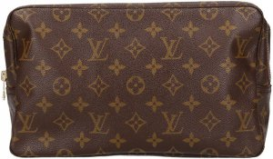 39748 Louis Vuitton Trousse Toilette 28 Monogram Canvas Tasche, Handtasche, Clutch