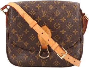 39825 Louis Vuitton Saint Cloud GM Monogram Canvas Tasche, Handtasche, Umhängetasche