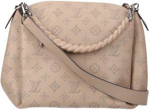 39853 Louis Vuitton Babylone Chain BB Handtasche, Tasche aus Monogram Mahina Leder