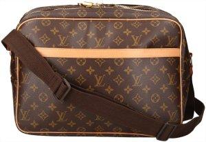 39908 Louis Vuitton Reporter GM Monogram Canvas Tasche, Handtasche