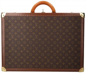 39970 Louis Vuitton Bisten 55 Koffer, Reisetasche aus Monogram Canvas