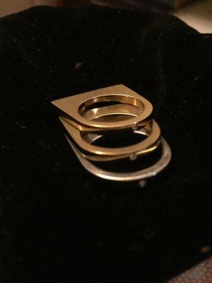 3er Ring mit Zirkonia