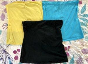 Esmara Bandeau Top multicolored