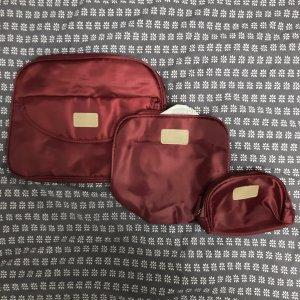 3er Set Reisetaschen