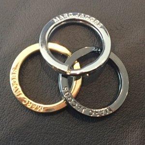 3er Set Ringe von Marc Jacobs Schlüsselringe